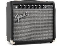 "Combo a Transístor Fender Champion 20	Amplificador Fender Champion 20	- 20 watts	- 8"" Fender Special Design speaker	- Single channel and input -Reverb, delay/echo, chorus, tremolo, Vibratone and other effects"