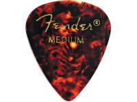 Palhetas Fender  Classic Celluloid Pick Shell M