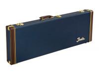 Fender  Classic Series Wood Case Strat/Tele Navy Blue