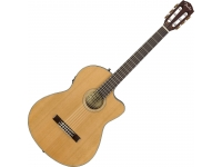 Fender CN-140SCE Nylon WN with Case Natural