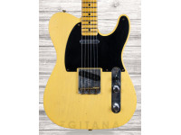 Fender  Custom Shop LTD 70th Anniversary Broadcaster Journeyman Relic Nocaster® Blonde