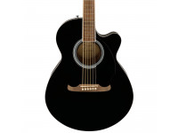 Fender FA-135CE Concert V2 Black WN