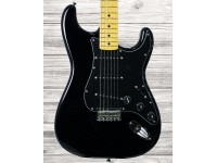 Fender Japan FSR Hardtail Strat MN Black