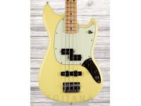 Fender FSR Player Mustang Bass MN Canary Yellow