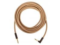 Fender FV Series Cable Pure Hemp NAT Jack 3m
