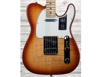 Fender Limited Edition Player Telecaster Plus Top Sienna Sunburst