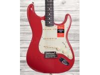 Guitarra tipo ST Fender Lt. Ed. American Pro Stratocaster RW Fiesta Red