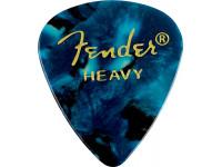 Palhetas Fender  Ocean Turq Pick Medium