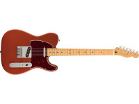 Fender  Player Plus Aged Candy Apple Red