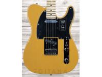 Guitarra Elétrica formato T Fender LTD Player Tele Butterscotch 51 Nocaster Pickups Limited Edition