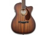 Guitarra Acústica  Fender PM-3CE Triple-O MAH ACB OV
