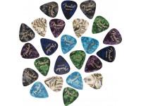Palhetas Fender  Premium Cell Mix Pick Set 24