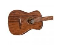 Guitarra acústica dreadnought Fender Redondo Special MAH w/Bag