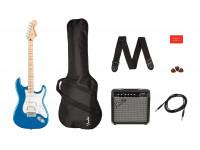 Fender  SQ Aff. Strat HSS MN PACK LPB