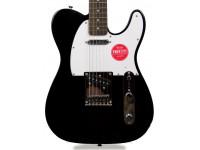 Guitarra elétrica Fender Squier Bullet Telecaster LRL Black