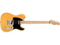 Fender Squier Affinity Series Maple Fingerboard Black Pickguard Butterscotch Blonde