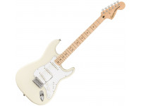 Fender Squier Affinity Series MN WPG Olympic White