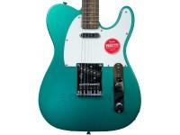 Modelo T Fender Squier Affinity Telecaster LRL Race Green
