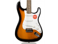 Fender Squier Bullet Strat Tremolo Brown Sunburst