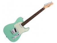 Fender Squier Bullet Tele SFG FSR   Fender Squier Bullet Tele SFG FSR   Corpo: Basswood    Pescoço: Bordo    Fretboard: Laurel Indiano    Perfil do pescoço: C    Escala: 648 mm    Largura da porca: 42 mm    21 trastes médios    Captadores: 2 bobinas simples    Ponte de estilo vintage    Cor: verde surf