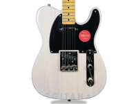 Fender SQ CV 50s Telecaster MN White Blonde