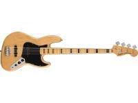 Baixo elétrico de 4 cordas Fender squier CV 70s Jazz Bass MN NAT