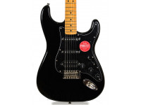 Guitarra Elétrica Fender SQ CV 70s Strat HSS MN BLK