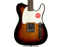 Fender  Squier FSR Classic Vibe 60s Custom Esquire LRL PPG 3-Tone Sunburst