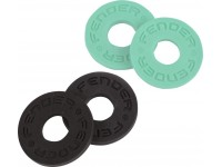 Fender Strap Blocks Black/Surf Green