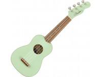 Fender  Venice Soprano Ukulele Verde Surf Green