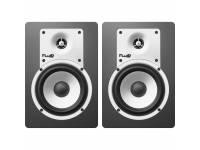 """Monitor de estúdio Fluid Audio C5BT  Sistema de monição 5"""" de duas vias acessível, com o mais recente Bluetooth 4.0 com suporte aptX"""