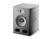 Focal Alpha 65  El monitor de estudio Focal Alpha 65 es el más versátil de la gama Alpha y está diseñado para ofrecer un alto nivel de versatilidad musical.