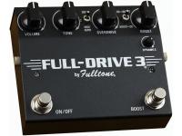 Pedal de distorção Fulltone Full-Drive 3