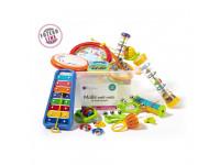 Instrumentos infantis Fuzeau  2968 16 Instrumentos Mala