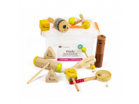 Kit de Instrumentos Fuzeau  70963 10 Instrumentos Mala