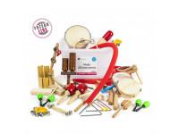 Kit de Instrumentos Fuzeau  9241 28 Instrumentos Mala