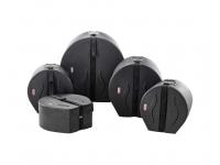 Kit Case para Bateria Gator Set Fusion 1 Roto Mold Drum