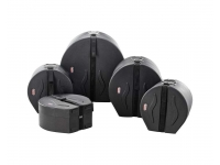 Kit Case para Bateria Gator Set Standard Roto Mold Drum