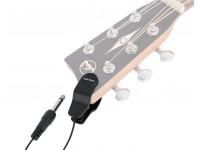 Microfone para afinador de guitarra Gewa Microfone p/afinador de guitarra CM1 preto