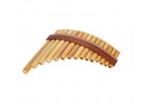 Flauta de Pan Gewa Panpipes Bb- Major 15 Pipes