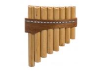 Flauta de Pan Gewa Panpipes C- Major 8 Pipes