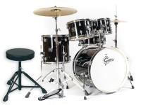 Bateria Acústica Gretsch Drums Energy Black