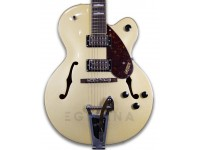 Guitarra elétrica hollowbody Gretsch G2420T Gold Streamliner