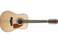 Guitarra Folk de 12 cordas Fender CD160SE/12 NAT
