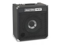 Hartke HD 75   Hartke Amp. Combo HD 75  Potência: 75 Watts  Entrada P10 (1/4) para baixo passivo ou ativo  Entrada Auxiliar P2 (1/8) para MP3 players  Saída P10 (1/4) para fone de ouvido  Send / Return  Equalizador gráfico de 7 bandas  1 polegada Tweeter  Alto-falante: Hydrive de 12 potência (cone de papelão e alumínio)  Volume, bass, mid e treble  Limitador embutido  Voltagem: 110v