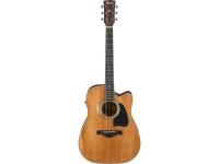 Guitarra acústica eletrificada Ibanez AVD11CE-ANS