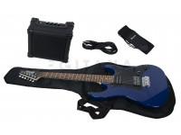 Pack Guitarra Elétrica Ibanez IJRX20-BL Jumpstart Set B-Stock