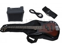Ibanez IJSR190-WNS Jumpstart Bass set