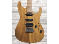Guitarra elétrica Ibanez Tom Quayle TQM1-NT Natural