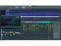 Sequenciador com suporte de áudio limitado (download) Image-Line FL Studio Fruity Edition